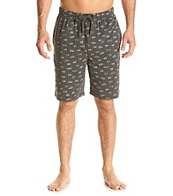 John Bartlett Statements Men's Knit Sleep Shorts