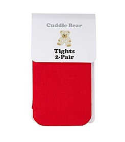 Cuddle Bear® Girls' 2-Pack Microtights