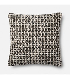 Magnolia Home by Joanna Gaines® Woven Decorative Pillow
