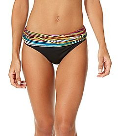 Anne Cole® Pick Up Stix Foldover Bottoms