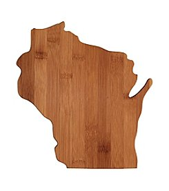 Totally Bamboo® Wisconsin Cutting Board