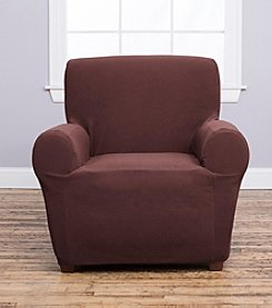 Home Fashions Cambria Collection Stretch Fit Heavyweight Chair Slipcover