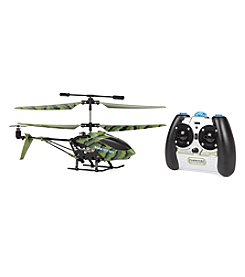 World Tech Toys Camo Phantom 3.5CH Electric IR RC Helicopter