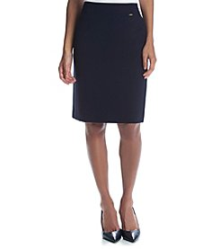 Tahari ASL® Bi-Stretch Skirt