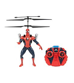 World Tech Toys Marvel® Ultimate Spider-Man Vs The Sinister Six Jetpack RC Helicopter