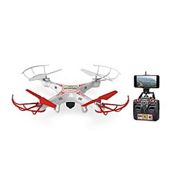 World Tech Toys Striker Live Feed 2.4GHz 4.5CH RC Spy Drone