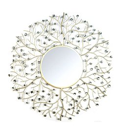 Stratton Home Decor Acrylic Eloise Wall Mirror