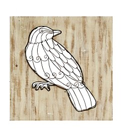 Stratton Home Decor Bird Wall Decor
