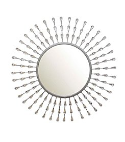 Stratton Home Decor Melissa Tear Drop Mirror