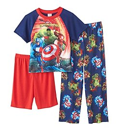 Marvel® Heroes Boys 4-10 3-Piece Marvel Hero Champs Set