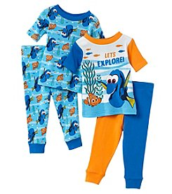 Disney® Baby Boys 4-Piece Finding Dory™ Lets Explore Set
