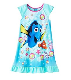Disney® Girls' 4-8 Finding Dory™ World Dorm Gown