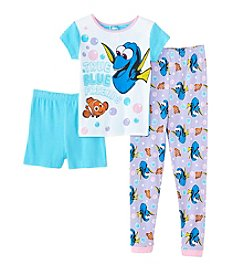 Disney® Girls' 4-10 3-Piece Finding Dory™ Friends Set