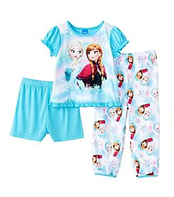 Disney® Girls' 2T-4T 3-Piece Frozen Little Elsa Set