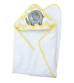 Cuddle Bear® Neutral Hooded Towel