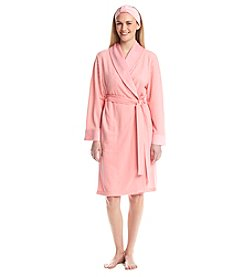 Jasmine Rose® Robe With Headband