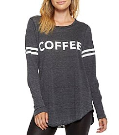 Chaser® Coffee Jersey Tee
