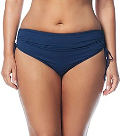 Beach House® Plus Size Haden Side Tie Bottoms