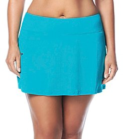 Beach House® Plus Size Emma Pull On Skort