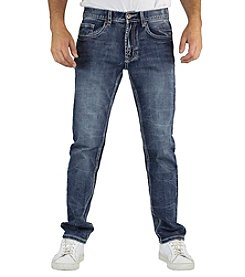 Earl Jean® Men's Camden Slim Straight Fit Jeans