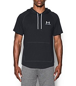 Under Armour® Men's Sport Style Terry Short Sleeve Hoodie