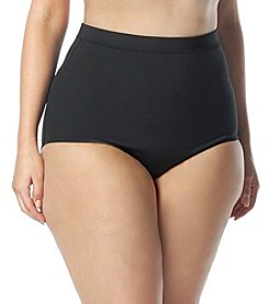 Coco Reef® Plus Size High Waist Bottoms