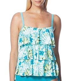 Beach House® Jane Ruffle Tankini Top