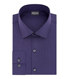 Kenneth Cole REACTION® Men's Slim Fit Solid Dress Shirt