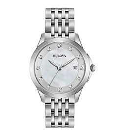 Bulova® Ladies Diamond Collection Watch