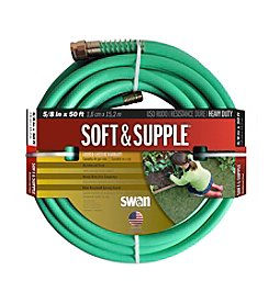 Swan® Soft & Supple 50' Garden Hose