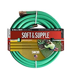 Swan® Soft & Supple 100' Garden Hose