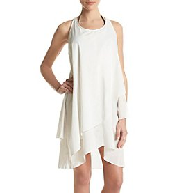 MICHAEL Michael Kors® Short Racerback Cover Up Dress