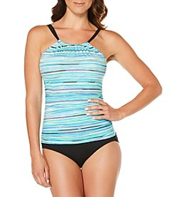 Jantzen® High Neck One Piece Swimwear