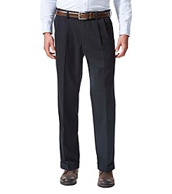 Dockers® Men's Comfort Khaki Relaxed Fit Cuffed Pants - Pleated D4