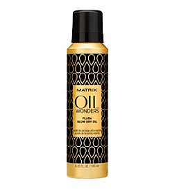 Matrix Oil Wonders Flash Blow Dry Oil, 6.25 oz.