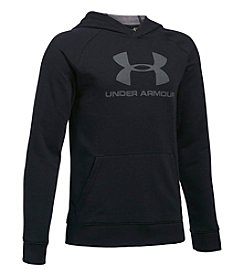 Under Armour® Boys' 8-20 Sportstyle Hoodie