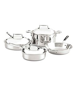 All-Clad® Stainless Steel 7-Pc. Cookware Set