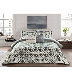 Living Quarters Loft Josephine 5-pc. Comforter Set