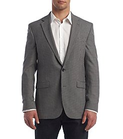 Kenneth Cole New York® Men's Slim Fit Mini Check Sport Coat