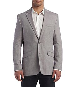 Kenneth Cole® Men's Slim Fit Herringbone Sport Coat
