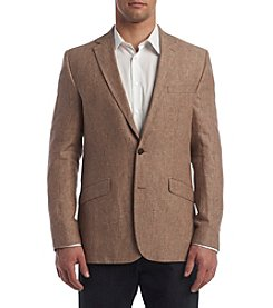Kenneth Cole® Men's Slim Fit Mini Check Sport Coat