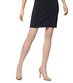 HUE® Halo Net Tights