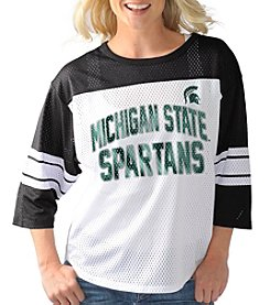 G III NCAA® Michigan State Spartans Women's First Team Jersey Tee