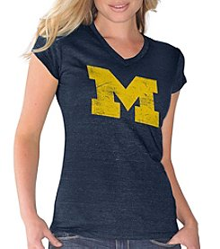 G III NCAA® Michigan Wolverines Women's Alumni Tee
