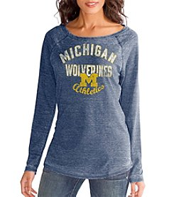 G III NCAA® Michigan Wolverines Women's Second Season Tee