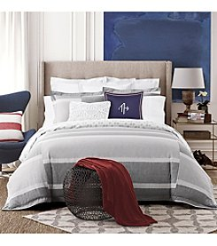 Tommy Hilfiger® Woodford Stripe Bedding Collection