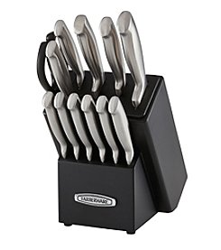 Farberware® 13-pc. Edgekeeper Pro Forged Cutlery Set