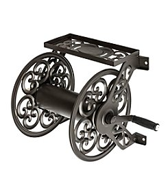 Liberty Garden Decor Wall Mounted Hose Reel