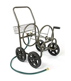 Liberty Garden 4-Wheel Hose Cart