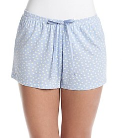 HUE® Flower Dot Boxer Shorts